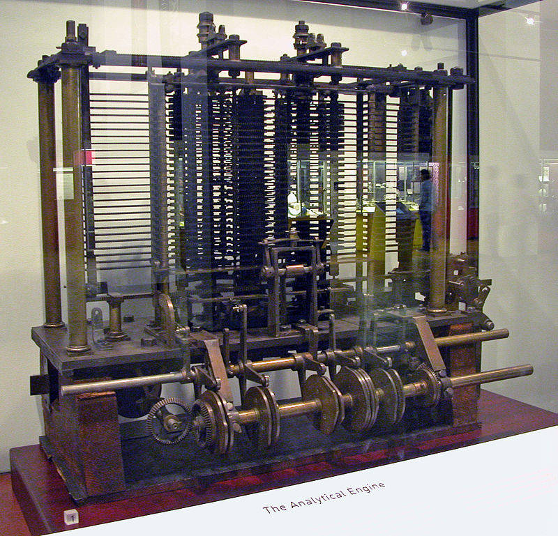 Babbage machine