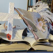 Anzac day Book Art