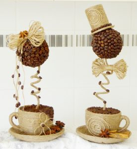 craft coffee beans string